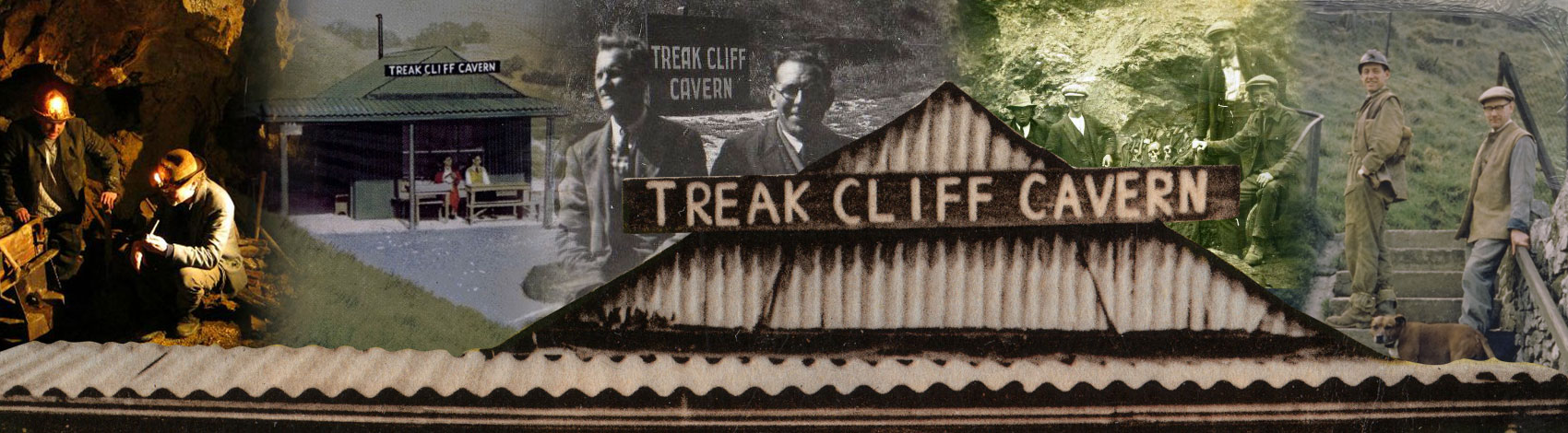 Treak Cliff Cavern history montage