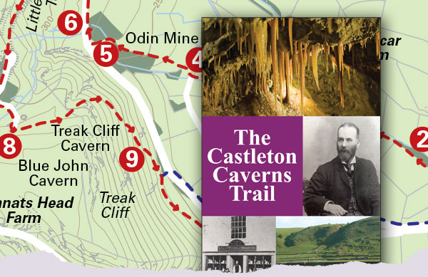 Images from the 4 Caverns Trail