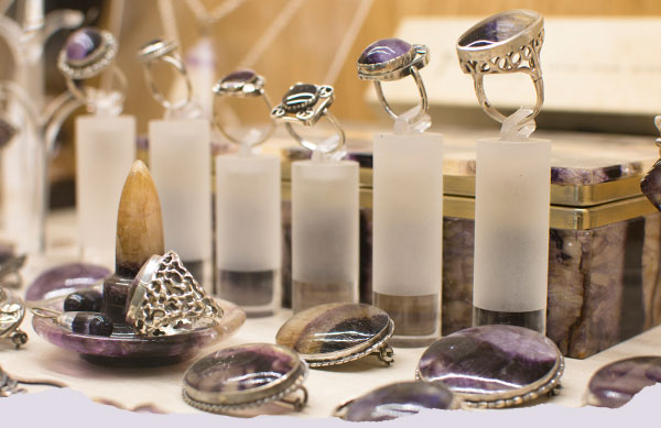 Jewellery in the permanent collection