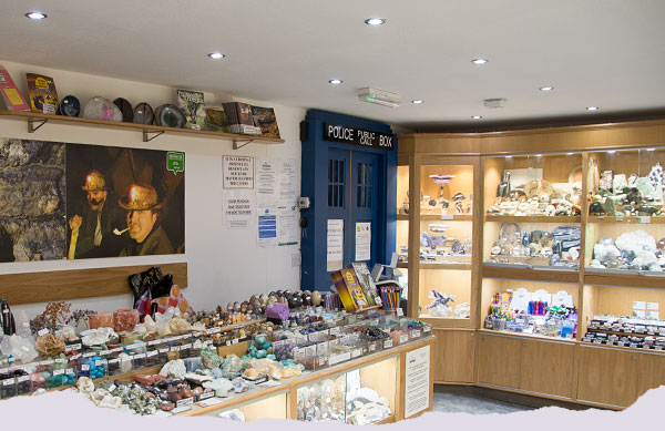 Treak Cliff Cavern Gift Shop