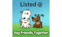 Dog Firendly Together logo