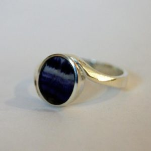 Blue John Ring RPBR11 - size m