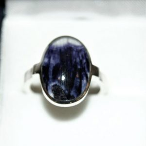 Blue John Ring RPBR16 - size o