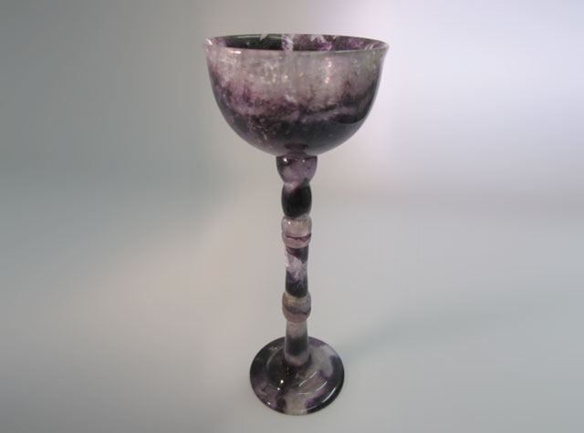 Blue John Chalices