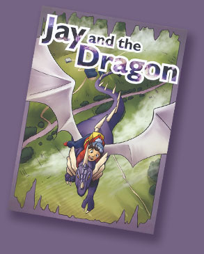 Jay and the Dragon cover